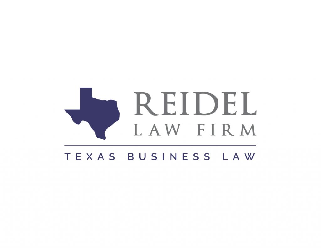 Reidel_logo_Texas Business Law
